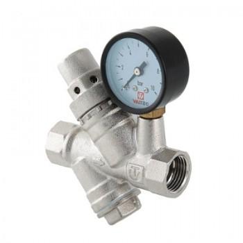 Редуктор давления VALTEC VT.082.N  с фильтром и манометром