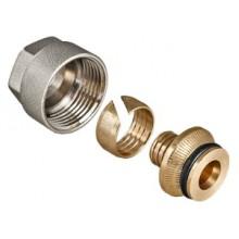 Коллекторный фитинг  VALTEC VT.4410.NE для  пластиковой трубы.