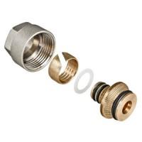 Коллекторный фитинг  VALTEC VT.4420.NE для металлополимерной трубы.