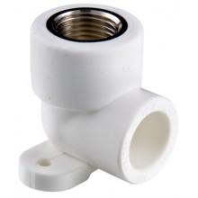 Фитинг полипропиленовый – водорозетка с внутренней резьбой VALTEC VTp.754.0