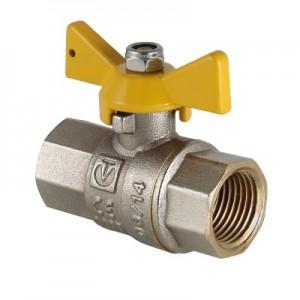 Шаровой кран для газа VALTEC VALGAS VT.277.N