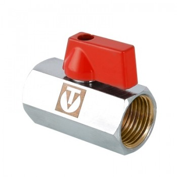 Кран шаровой MINI с внутренней резьбой VALTEC VT.330.N