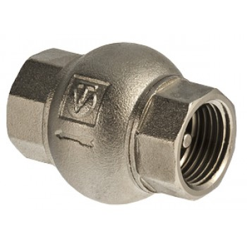 Зворотний клапан VALTEC VT.151.N з латунним золотником