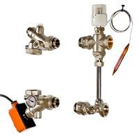 Насосно-смесительный узел для теплого пола VALTEC DUALMIX VALTEC VT.DUAL.0