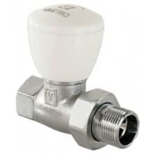 Прямой регулирующий кран для радиатора  VALTEC VT.008.N