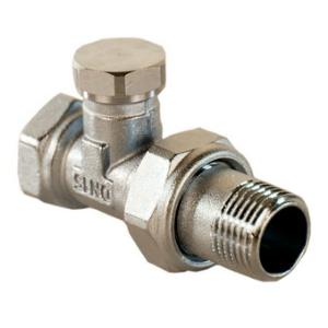 Вентиль для радиатора прямой  настроечный VALTEC VT.020.N.