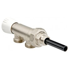 Инжекторный узел для подключения радиатора VALTEC VT.025.N.