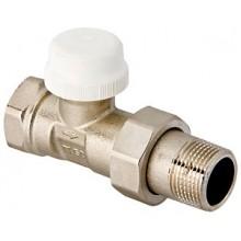 Кран для подключения радиатора термостатический прямой VALTEC VT.032.N.