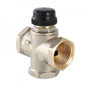 Трехходовой термостатический смесительный клапан  VALTEC VT.MR02.N
