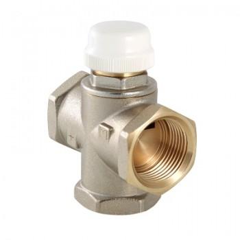 Трехходовой термостатический смесительный клапан VALTEC VT.MR03.N